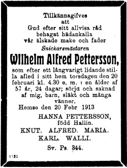 19130221-dod-wilhelm-alfred-pettersson
