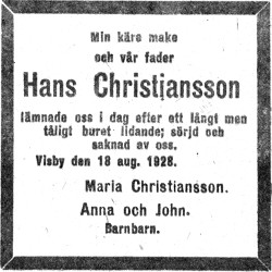 19280820-dod-hans-christiansson